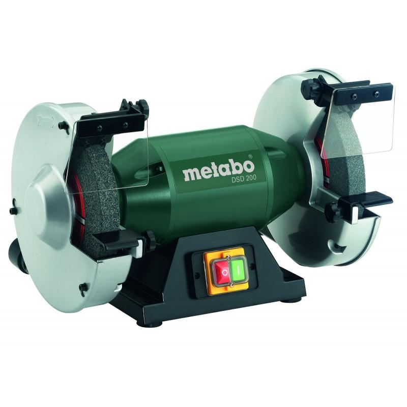 DSD 200 Διπλός Λειαντήρας Τριφασικός 750 Watt Metabo