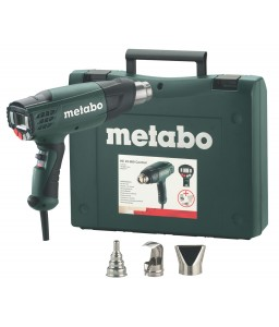 HE 23-650 Control Πιστόλι Θερμού Αέρα 2300 Watt Metabo