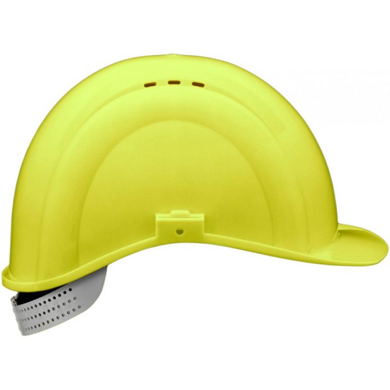 INAP-Defender-6,PE Κράνος Ασφαλείας Θειαφιού Κίτρινο RAL 1016 VOSS
