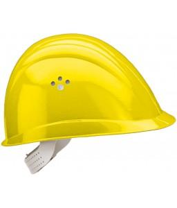 INAP-Profiler-6,PE με καστάνια σύσφιξης Κράνος Ασφαλείας Θειαφιού Κίτρινο RAL 1016 VOSS