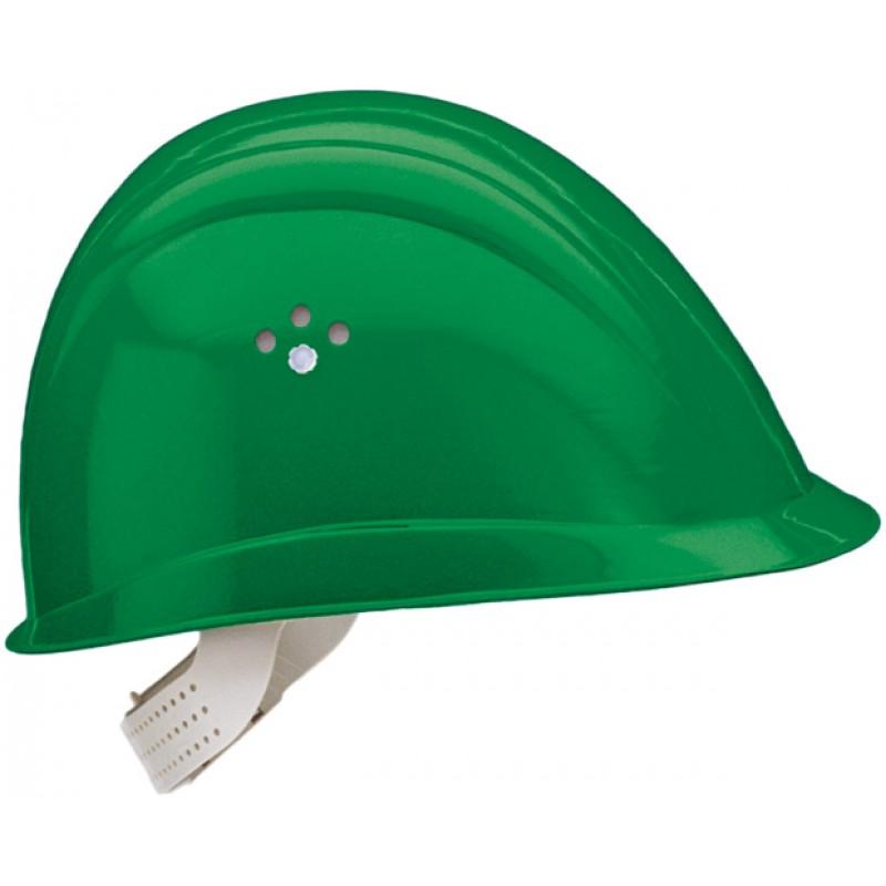 INAP-Profiler-6,PE με καστάνια σύσφιξης Κράνος Ασφαλείας Μέντας Πράσινο RAL 6029 VOSS