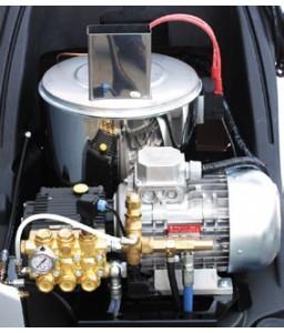 KON 140/10  Πλυστική μηχανή ζεστού - κρύου 140 bar 230V IDROMATIC