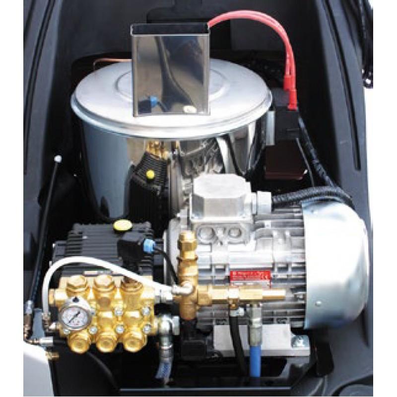 KON 170/13  Πλυστική μηχανή ζεστού - κρύου 170 bar 400V IDROMATIC