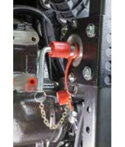 KRT Ενοικίασης kit – διακόπτης μπαταρίας , υδατοπαγίδα καυσίμων , διακόπτης καυσίμων (για σύνδεση με εξωτερικό δοχείο καυσίμων) PRAMAC