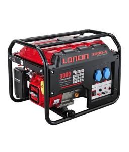 LC 3000 A ηλεκτροπαραγωγό ζεύγος 2,5 kW με χειρόμιζα LONCIN