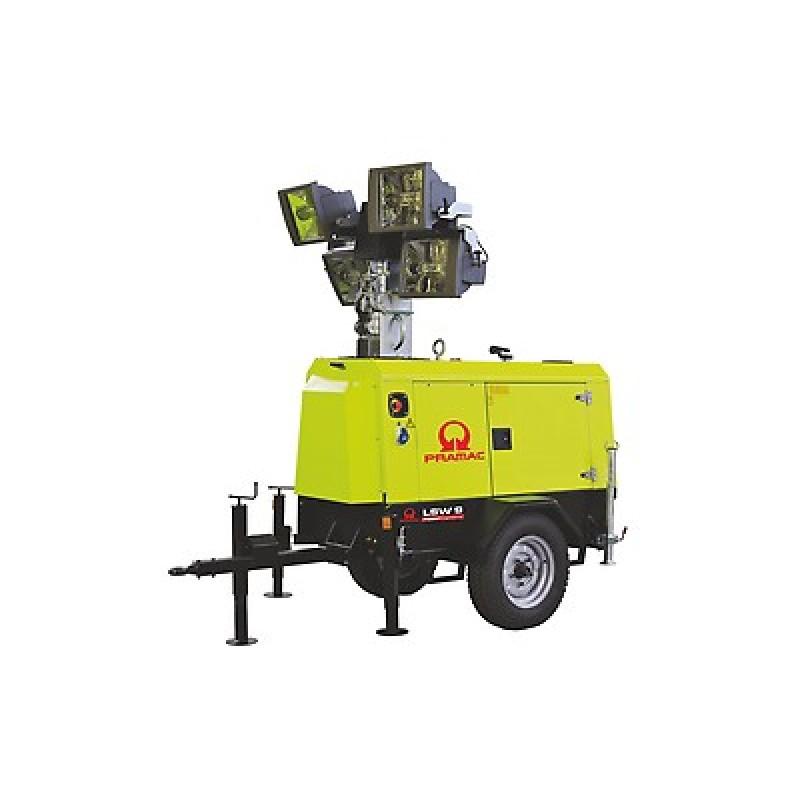 LSW9Y (STR) Hydraulic 9m Yanmar 3TNV-76 GPGE PRAMAC