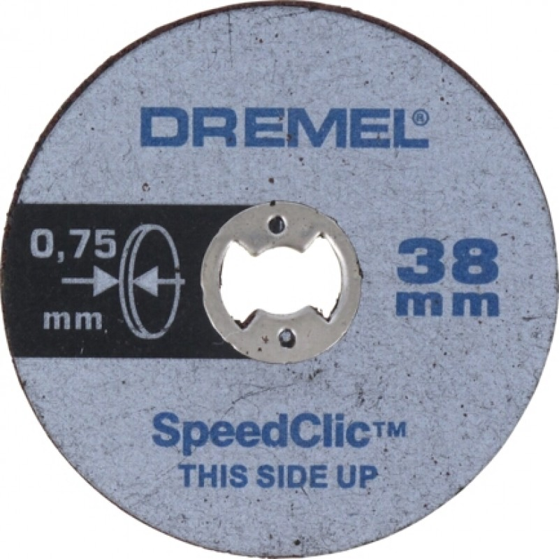 SC409 - τροχός κοπής ακριβείας 38.0mm speedclic DREMEL