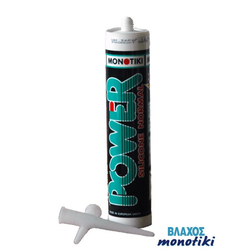 Power Silicone Normal brown σιλικόνη αντιμουχλική - γεν.χρήσης - normal – καφέ
