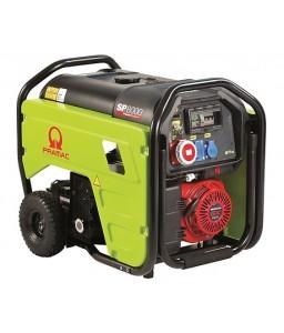SP 8000 Ηλεκτρο - Γεννήτρια Βενζίνης 3-Φασική 6,8 kVA Ηλεκτρική εκκίνηση και χειροκίνητο πίνακα ελέγχου + AVR Honda GX390 PRAMAC