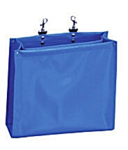 TA 301 Double pocked tool bag for safety harness PROTEKT