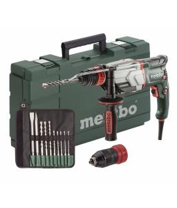 UHE 2660-2 QUICK Set με διπλό τσόκ 2 ταχυτήτων Ηλεκτρικό Περιστροφικό Πιστολέτο 800 Watt Metabo