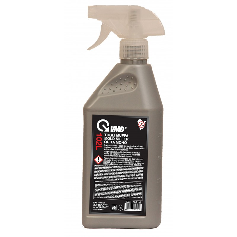 VMD102L Αφαιρετικό Βρύων και Μούχλας 500 ml