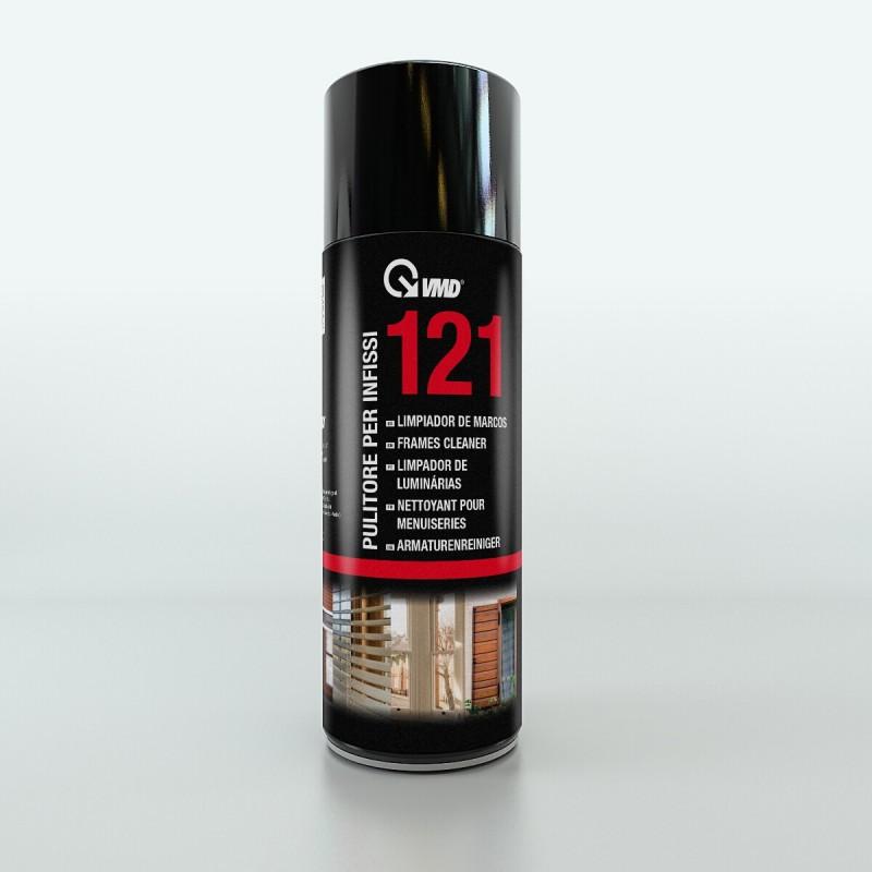 VMD121 Καθαριστικό κουφωμάτων (πλαστικών, ξύλινων, pvc) 400 ml