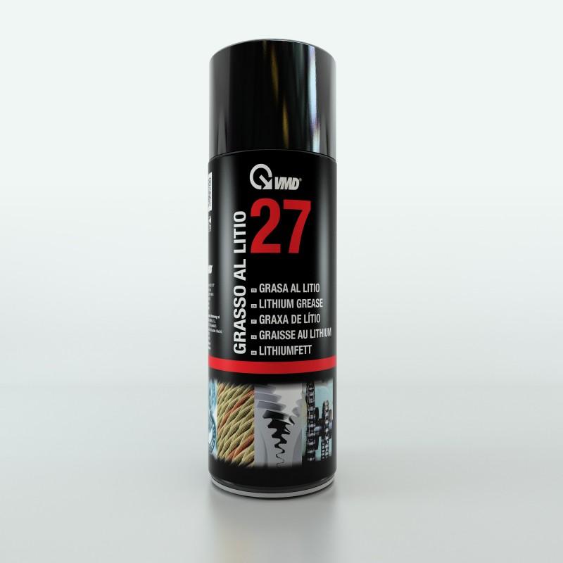 VMD27 Γράσσο Λιθίου 400 ml