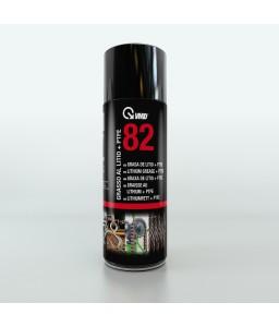 VMD82 Γράσσο Λιθίου + PTFE (τεφλόν) 400 ml