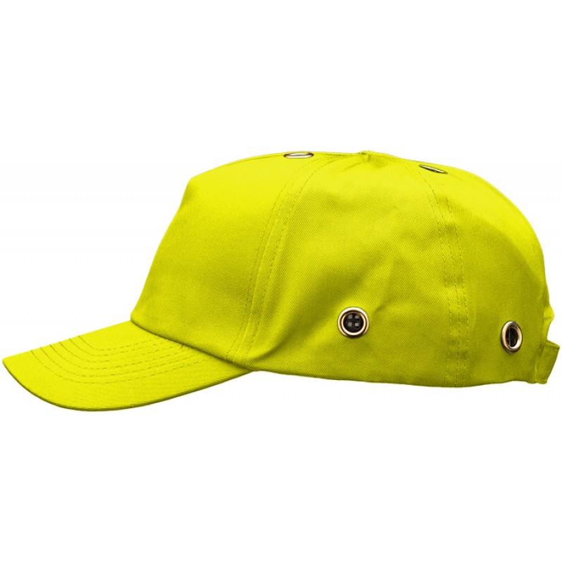 VOSS-Cap classic Καπέλο Ασφαλείας Κίτρινο Κυκλοφορίας RAL 1023 VOSS