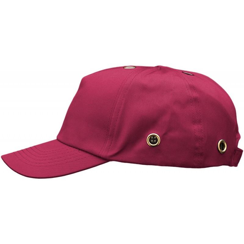 VOSS-Cap classic Καπέλο Ασφαλείας Mπορντώ RAL 4004 VOSS
