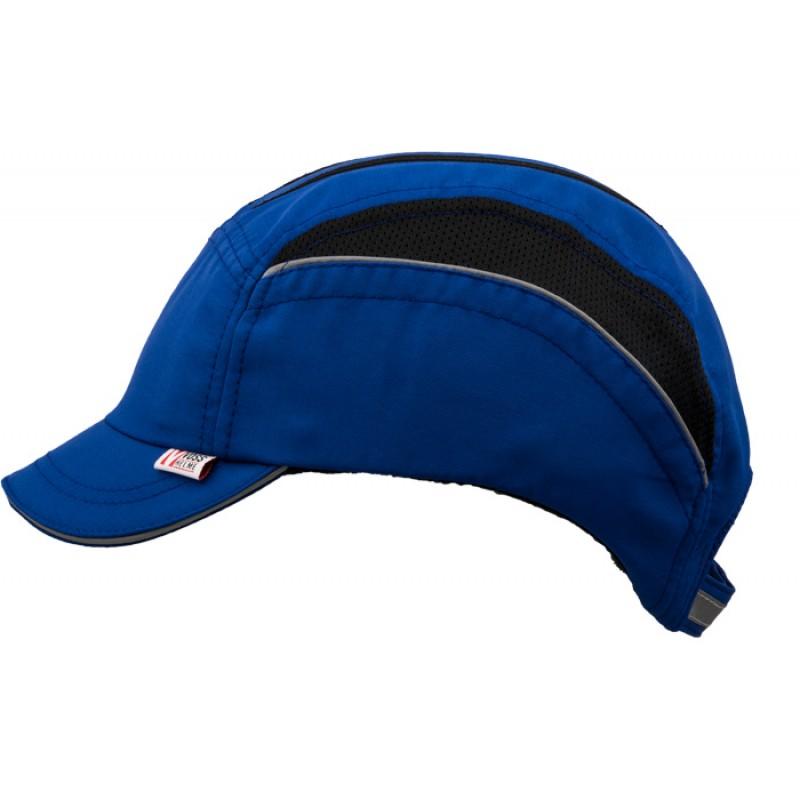 VOSS-Cap neo Καπέλο Ασφαλείας Μπλέ Αραβόσιτου RAL 5002 VOSS