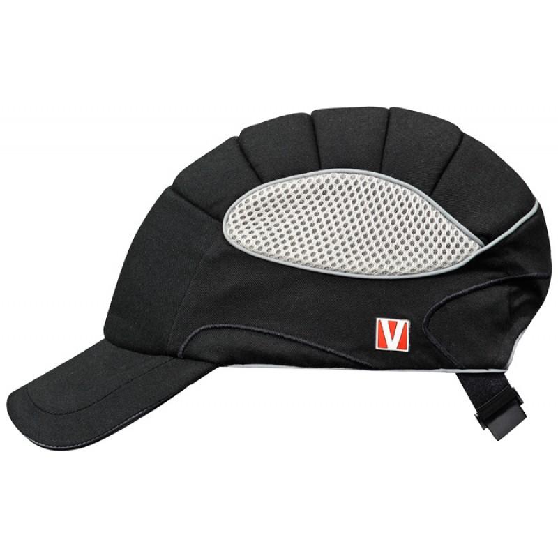VOSS-Cap pro Καπέλο Ασφαλείας Μαύρο – Μαύρο RAL 9017 – 9017 VOSS
