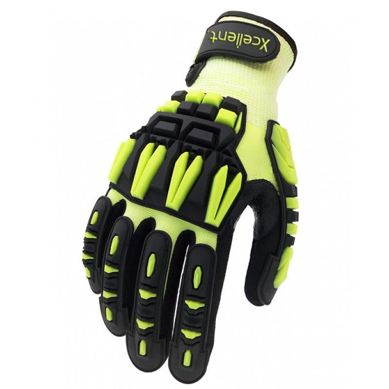 X-015 Γάντια προστασία από κρούσης XCELLENT